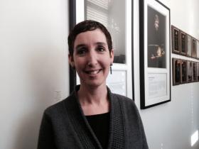 Providence Children's Film Festival executive director Anisa Raoof