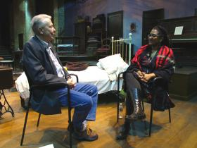 Playwright Lynn Nottage speaks with Rhode Island Public Radio's performing arts critic Bill Gale.