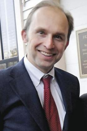 Ted Widmer previously served as director of the John Carter Brown Library as well as an adviser to former Secretary of State Hillary Clinton.
