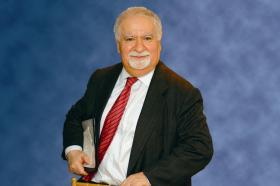 Vartan Gregorian served as president of Brown University from 1989 to 1997.