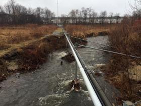West River runs high through 1290AM