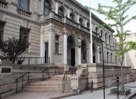 Two newly awarded grants will be based out of the Providence Public Library.