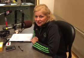 Head of the Boston Athletic Association, Joann Flaminio