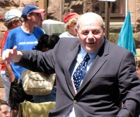 Vincent 'Buddy' Cianci in 2009.