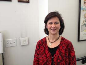 Democratic candidate for Secretary of State Nellie Gorbea