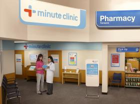 CVS has opened more than 30 MinuteClinics over the past few months, with 150 more planned by year's end.