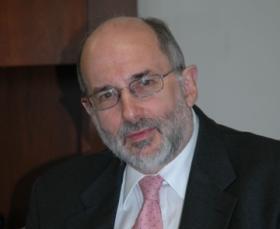 Dr. Michael Fine, director of the RI Dept. of Health