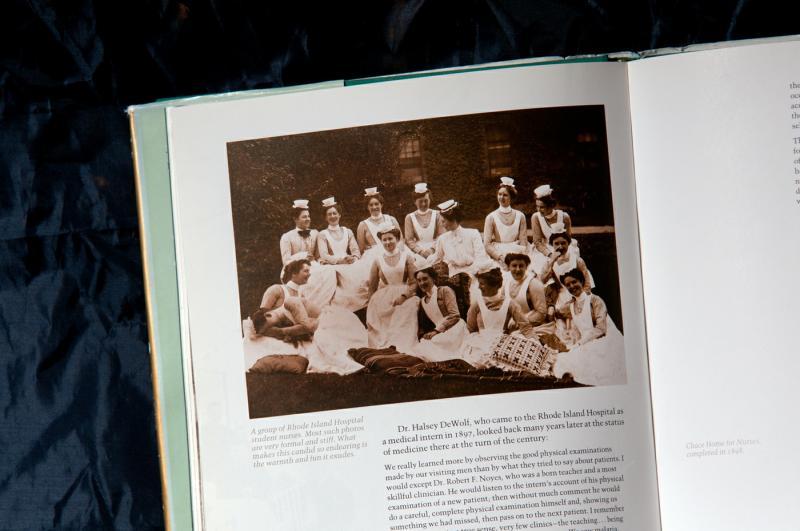 RI Hospital nurses