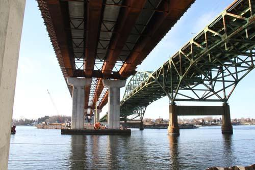 The Sakonnet River Bridge