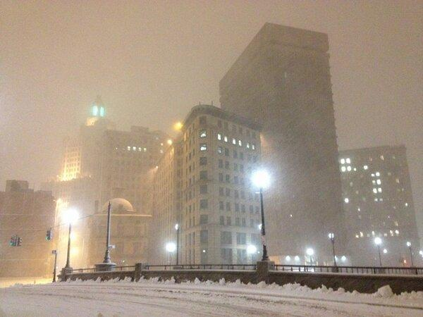 Downtown Providence