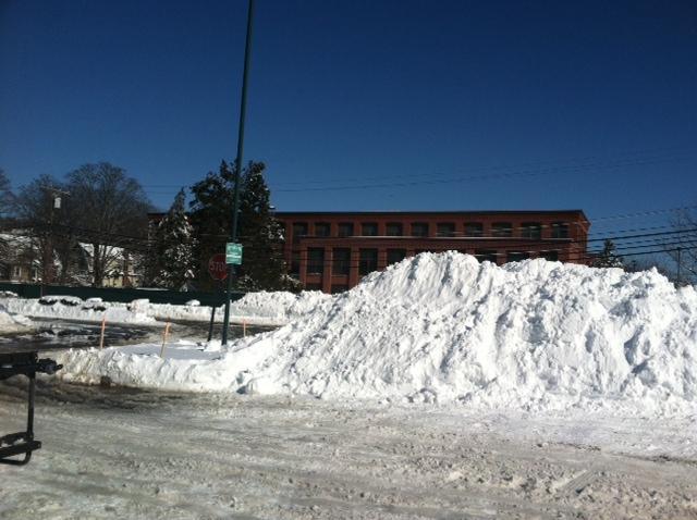 Monday Eastside Marketplace parking lot