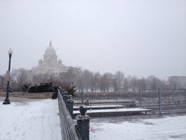 The Distant Snowy Capital