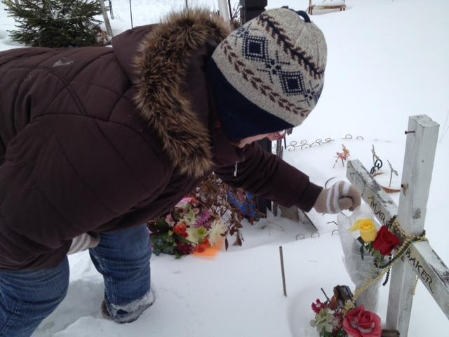 Honoring the Dead at the Site of the Station Nightclub