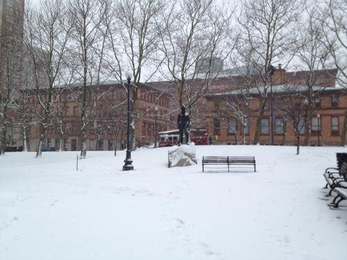 A Quiet Park