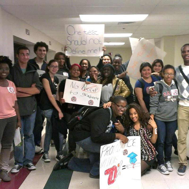 Members of the Providence Student Union