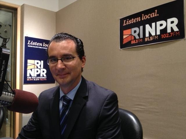 David Caprio   Rhode Island Public Radio