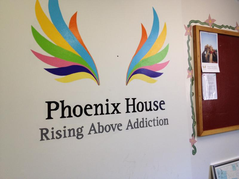 Inside the Phoenix House addiction treatment center in Exeter, RI