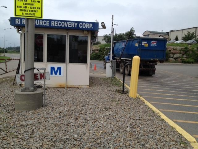 Rhode Island Resource Recovery Corporation Johnston Ri