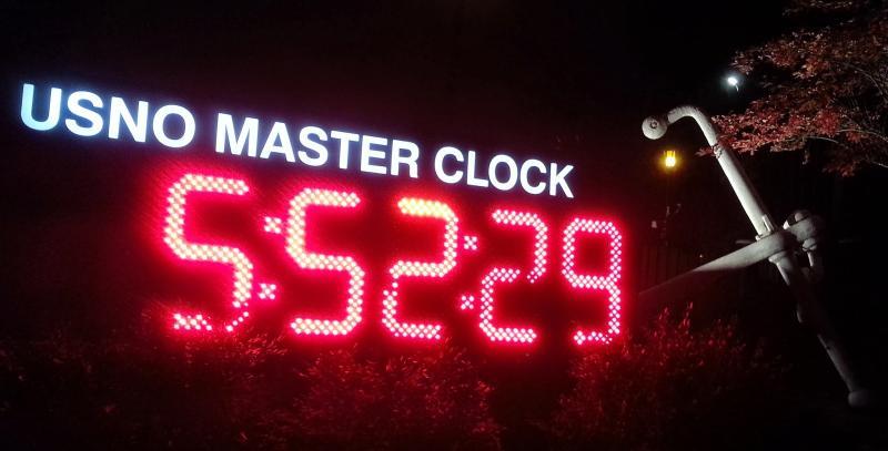 USNO Master Clock