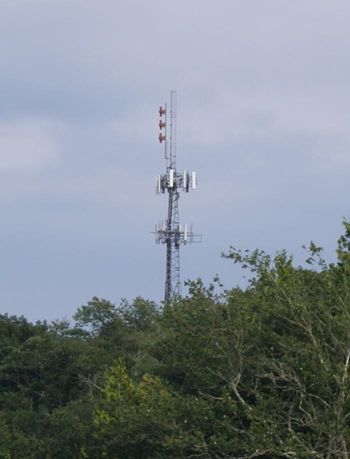 102.7FM tower