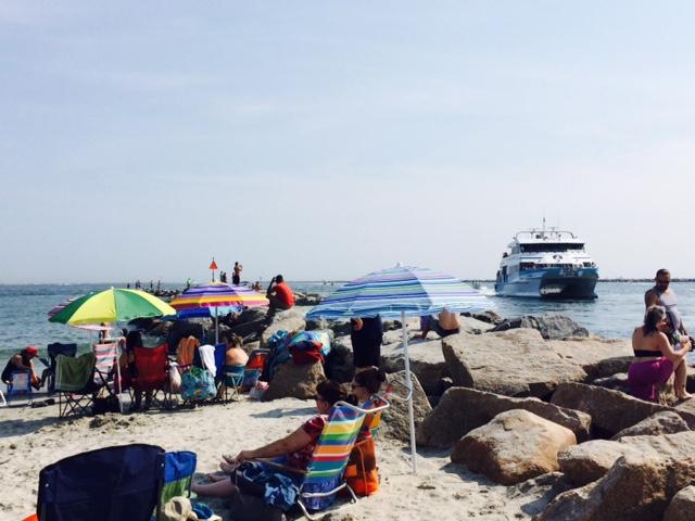 Salty Brine Beach