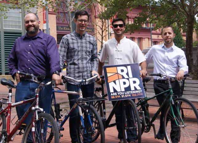 RIPR Employees Bike To Work