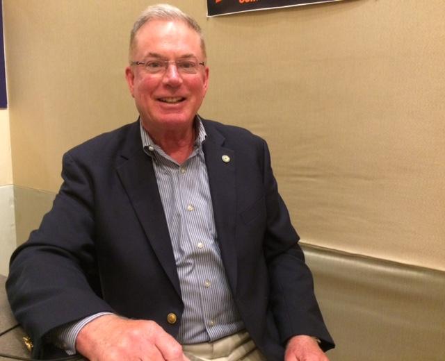 RI Democratic Chairman Joseph McNamara