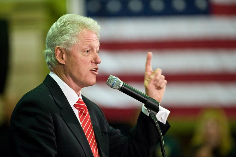 Bill Clinton To Stump for Hillary In RI Thursday At CCRI | Rhode ...