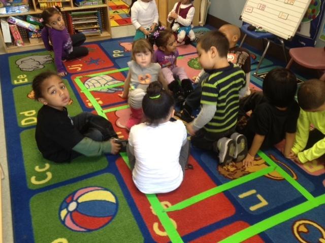 Rhode Island preschool students at Head Start