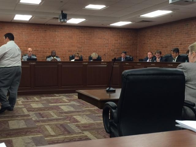 Finance committee debates budget changes