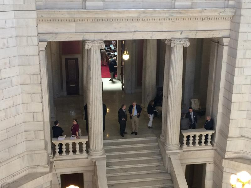 Lawmakers hope to conclude the 2016 legislative session next week.
