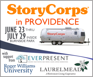 StoryCorps in Providence