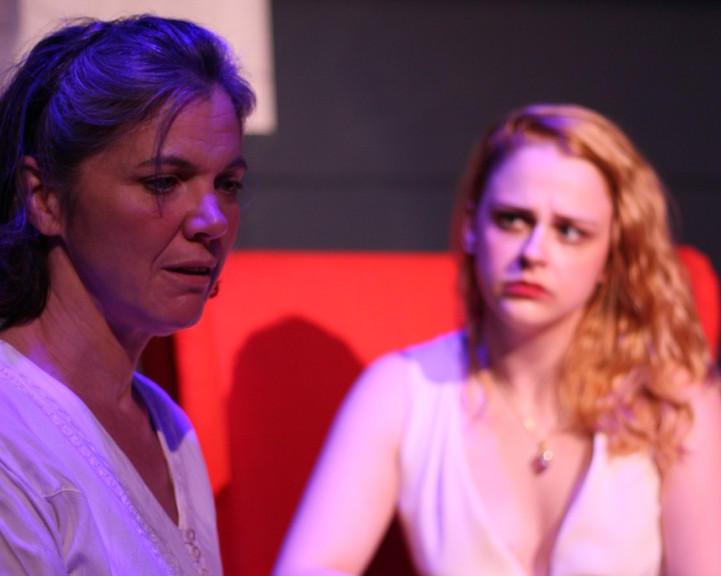 Burbage Theatre Company's production of Paula Vogel's 'Desdemona.'