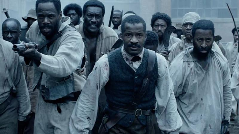 "A scene from the trailer for Nate Parker's ""The Birth of a Nation."""