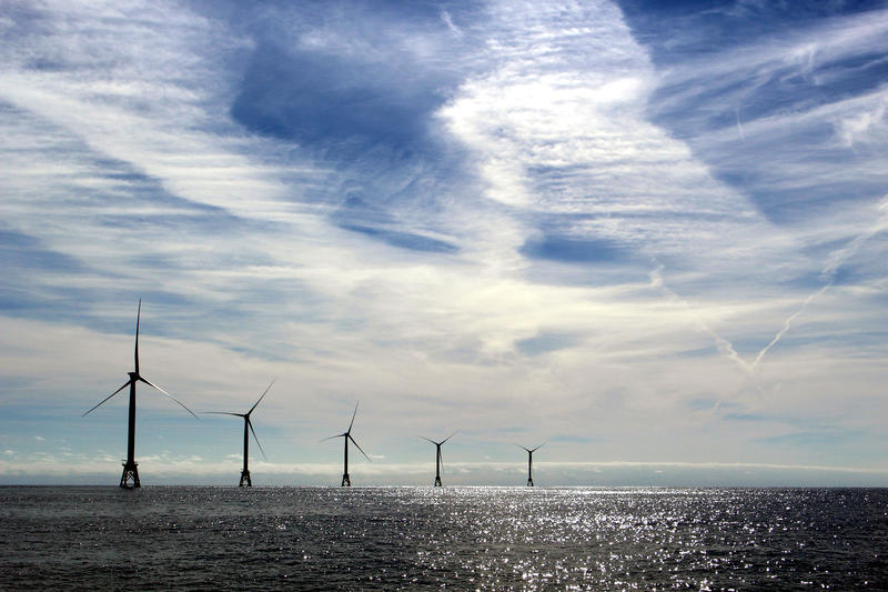 Rhode Island's ocean planning tool, the Ocean SAMP, is credited for clearing the way for the Block Island Wind Farm. It helped convene stakeholders to learn about the project's impacts to the marine environment as well as people and marine industries.
