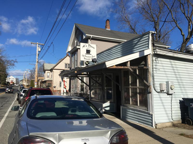 Al's Place on Providence Street in Woonsocket.