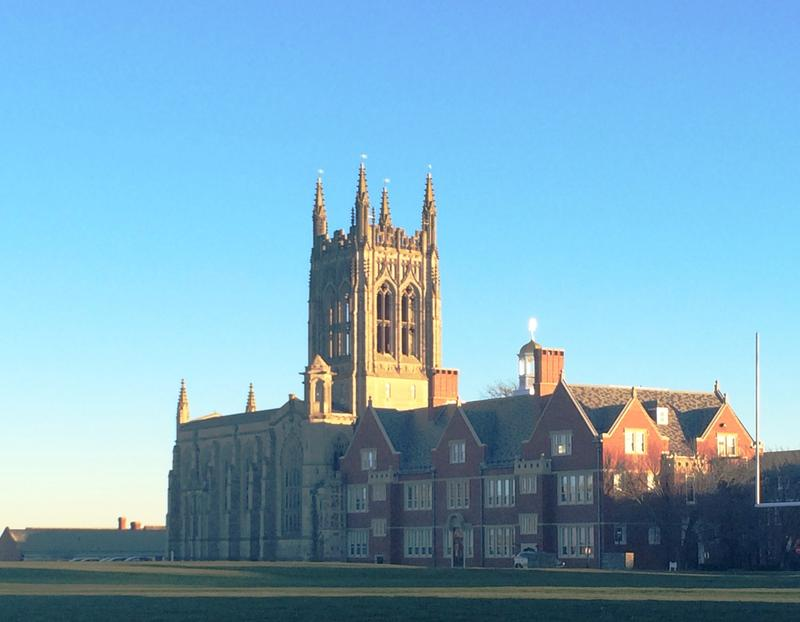 St. George's School, Middletown, RI