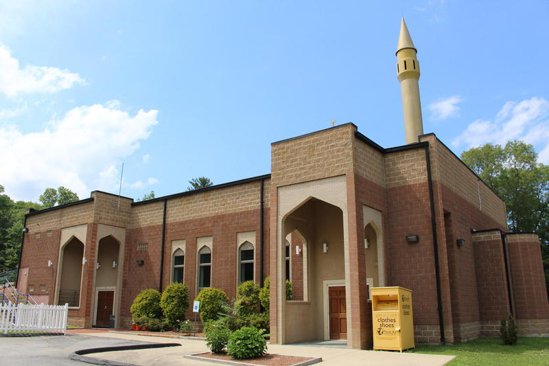 Masjid Al-Islam in North Smithfield. It is not the Providence mosque  which held the meeting, but members of this mosque are part of the RI Council for Muslim Advancement, which organized the panel.