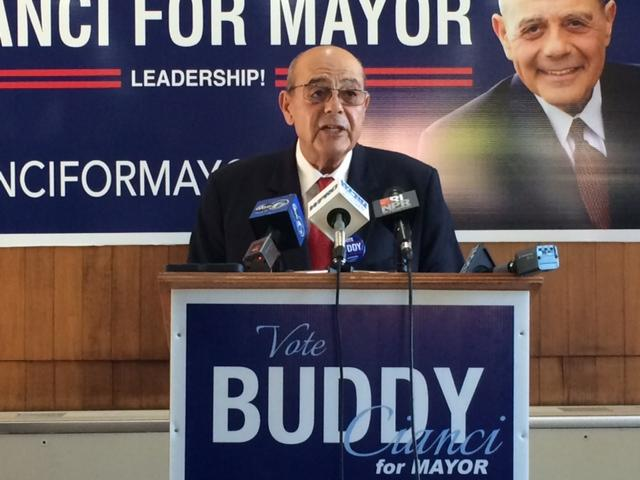 Former Providence Mayor Vincent 'Buddy' Cianci