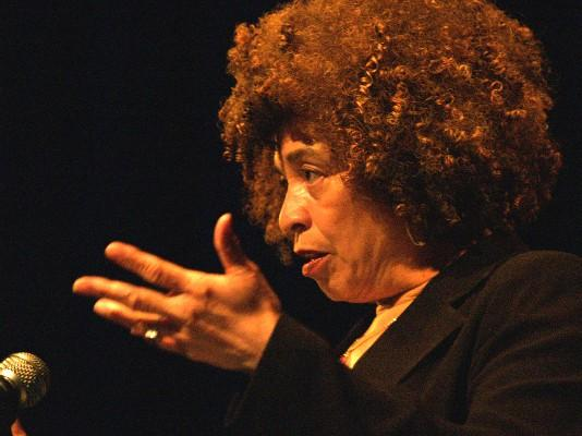 Angela Davis in 2006.
