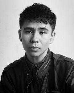 Vietnamese-American poet Ocean Vuong.
