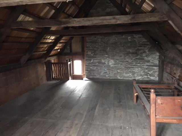 2nd floor garret