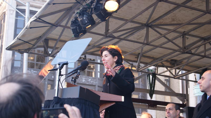 Gov. Gina Raimondo