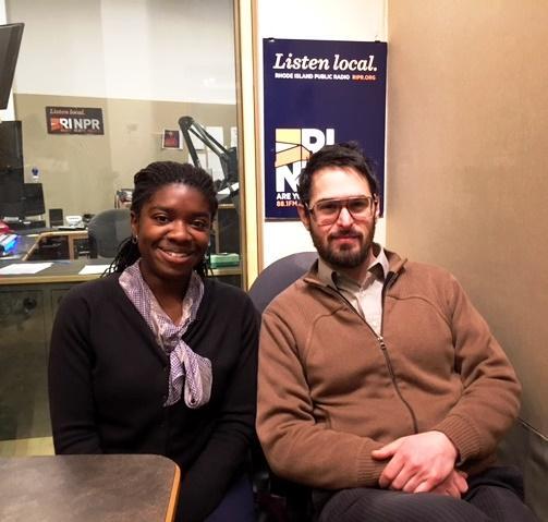 Adrienne Adeyemi and Daniel Schleifer.