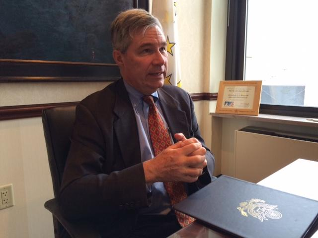 U.S. Sen. Sheldon Whitehouse