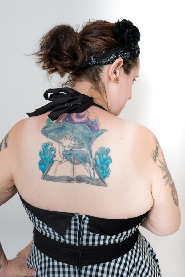 Amylynn Loreck's tattoo