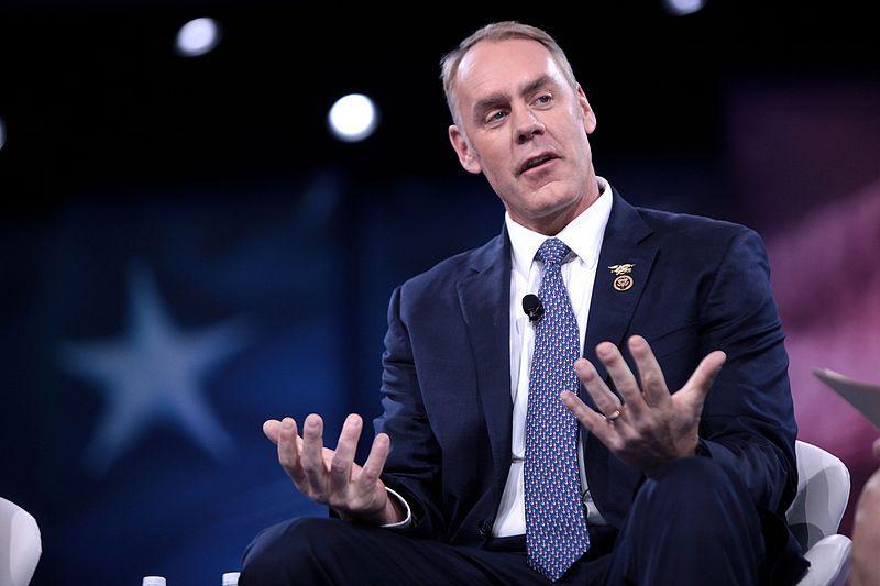 U.S. Secretary of the Interior Ryan Zinke