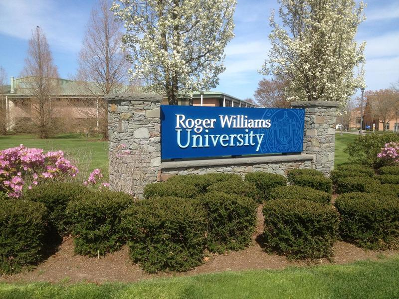 Roger Williams University in Bristol