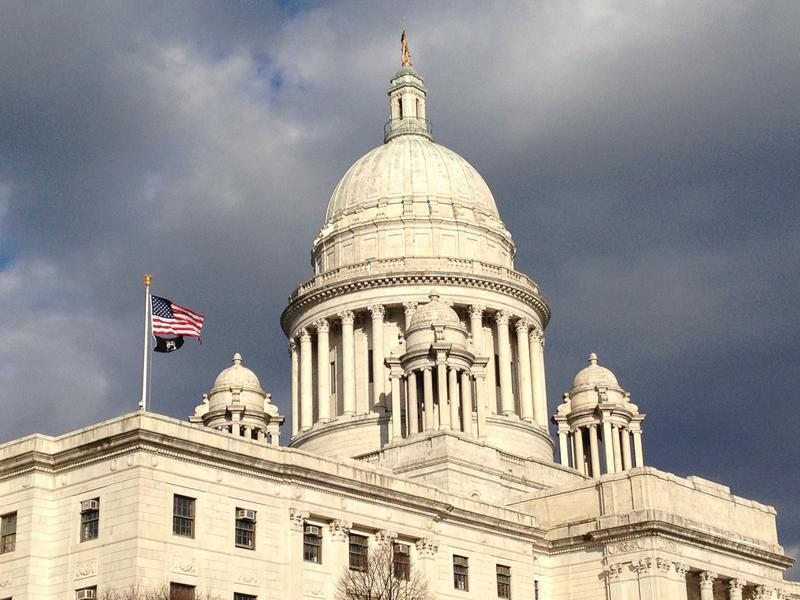 The Rhode Island State House
