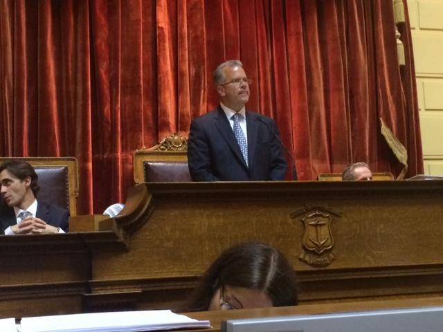 RI House Speaker Nicholas Mattiello has emerged in recent years as something of a de facto spokesman for RI Democrats.